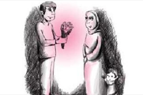 طلاق گرفته شده