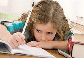 تکالیف مدرسه